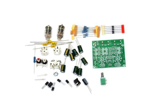 Valve 6J1 DIY Tube Amplifier Preamp AMP Pre-Amplifier Board Headphone  Buffer Kit - Newegg com