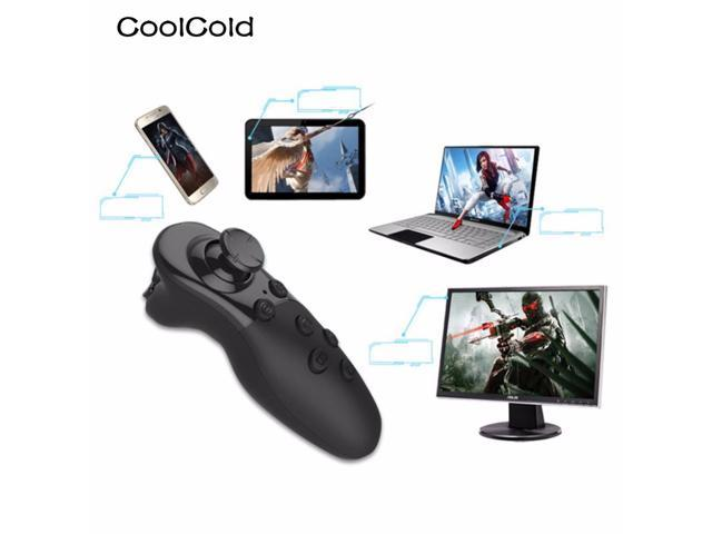 for VR Box IOS Android Phones Wireless Bluetooth Gamepad Joystick GamePad Controller Gaming Handle Remote Control