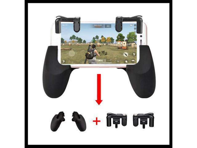 1 Set of Joysticks + Gamepads For PUBG Mobile Game Tool Shooter Controller  Handle Trigger Fire Button For IOS / Android Phone - Newegg com