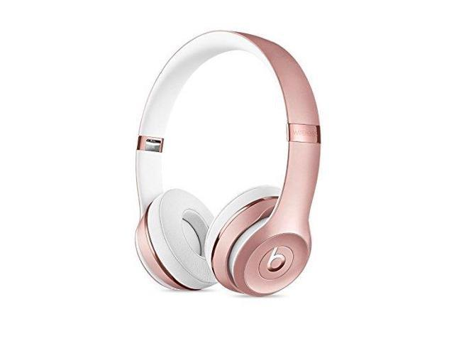 b71cd02cad7 Beats by Dr. Dre Solo3 Wireless On-Ear Bluetooth Headphones - Works with  Siri - Newegg.com