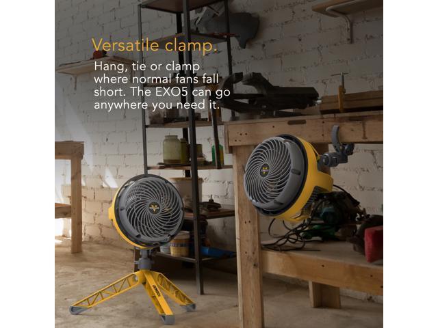 Heavy duty Whole room Air circulator Floor fan VORNADO EXO5 with IP54 Protection