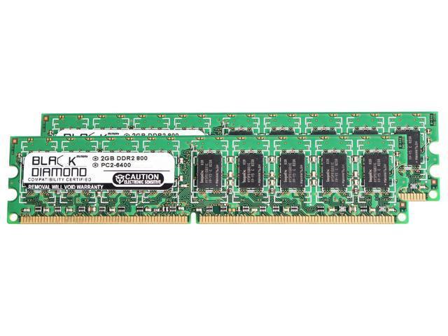 MEMORY FOR HP WORKSTATION XW4600 4GB 2X2GB
