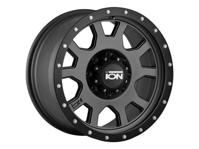 4 Ion 135 20x9 5x150 0mm Gunmetal Black Wheels Rims 20 Inch Newegg Com
