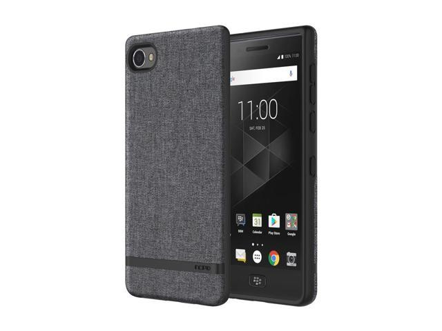 outlet store 1dac5 29bf2 Incipio Carnaby BlackBerry Motion Case [Esquire Series] with Co-Molded  Design and Ultra-Soft Cotton Finish for BlackBerry Motion - Gray -  Newegg.com