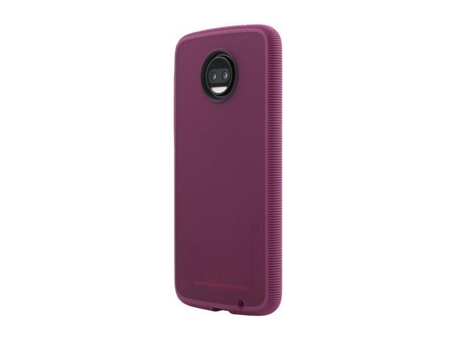 best sneakers b3645 581bd Incipio Octane Motorola Moto Z2 Force Case with Textured Bumper and Hard  Shell Back for Motorola Moto Z2 Force - Raspberry - Newegg.com