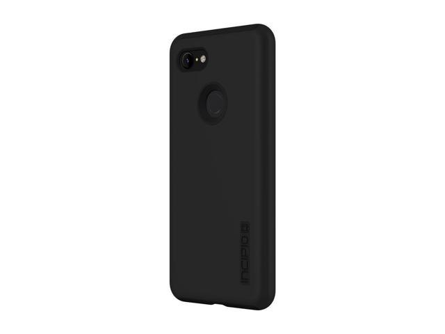check out 8b320 a6f79 Incipio DualPro Google Pixel 3 XL Case with Shock-Absorbing Inner Core &  Protective Outer Shell for Google Pixel 3 XL - Black - Newegg.com