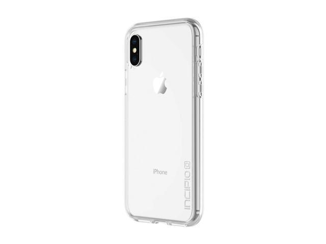 Incipio Octane Pure iPhone X Case with Shock-Absorbing Bumper and Clear  Back Shell for iPhone X - Clear - Newegg com