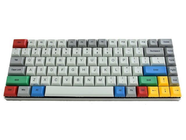 c44c27cf26e Vortex Race 3 TKL Dye Sub PBT Mechanical Keyboard (Cherry MX Silver)
