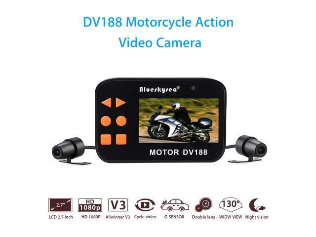DV188 Action Sports Camera Video DVR Bike Motorcycle Car Vehicle Cam ...