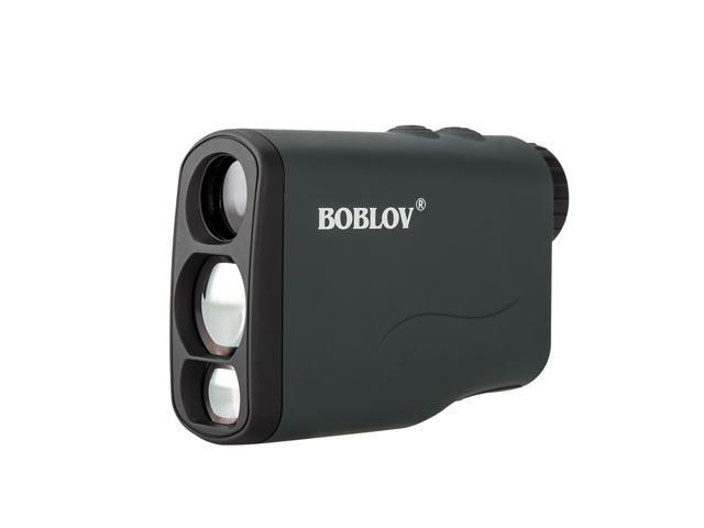 Boblov X7 Professional 700M 6x21mm Digital Golf Rangefinder Scope Fog Mode Speed Measurer
