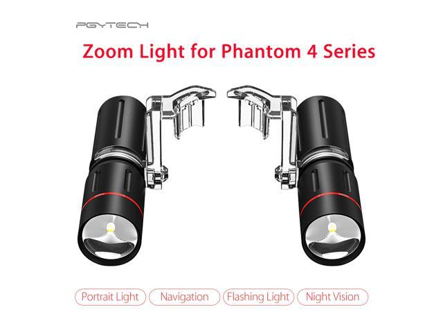 360 Degree Zoom Light LED Lamp Warning Light for DJI PHANTOM 4/4PRO XPE-R3  LEDs Adjustable - Newegg com