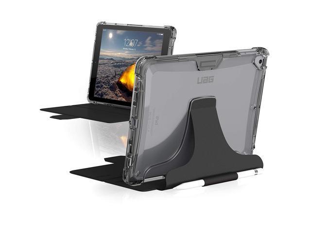 sale retailer 502b5 f791f UAG iPad 9.7 (2017 5th Gen & 2018 6th Gen)/iPad Pro 9.7-inch/iPad Air/iPad  Air 2 Plyo Feather-Light Rugged [Ice] Military Drop Tested Case - ...
