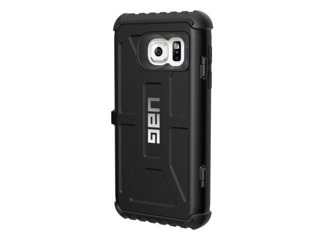 finest selection 94f5f 2d69e UAG Samsung Galaxy S7 [5.1-inch screen] Trooper Card Case [BLACK] Military  Drop Tested Phone Case - Newegg.com