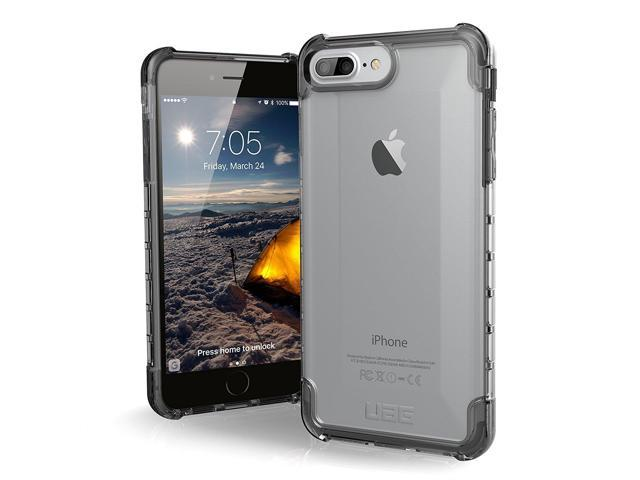 meet 41808 9669a UAG iPhone 8 Plus / iPhone 7 Plus / iPhone 6s Plus [5.5-inch screen] Plyo  Feather-Light Rugged [ICE] Case - Newegg.com