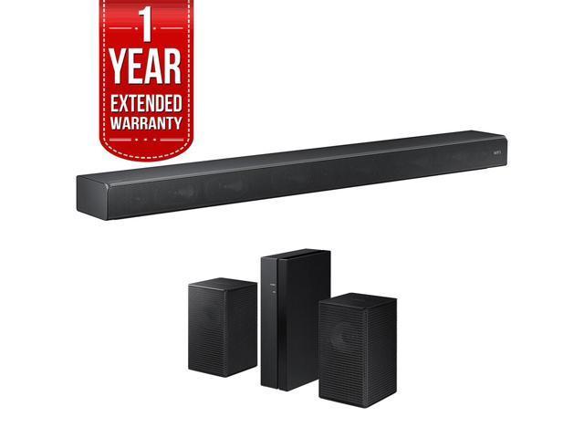 Samsung HW-MS650/ZA Sound+ Premium Soundbar w/ Surround Sound Bar Bundle
