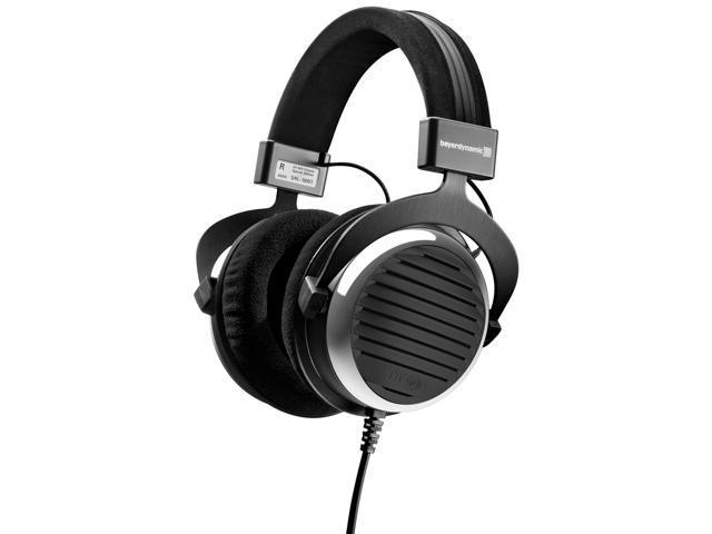 BeyerDynamic DT-990 600 Ohm Over-Ear Headphones - Chrome - Special Edition - 483966BC