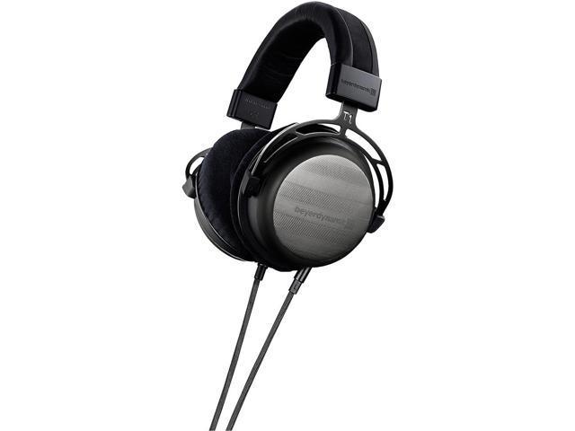 BeyerDynamic T1 Second Generation Stereo Headphone (Special Edition Black) (718564)