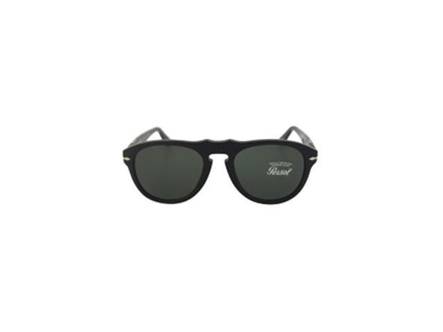 222a2394f2 Persol M-SG-2030 PO0649 95-31-Black-Grey Mens Sunglasses