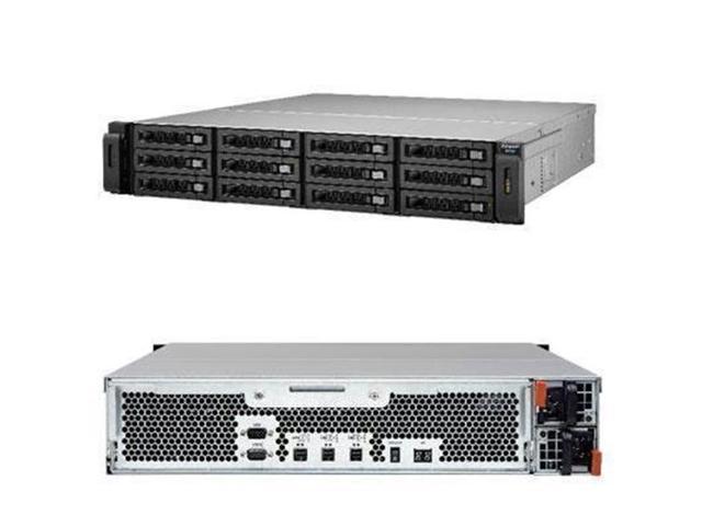 QNAP REXP-1220U-RP-US 12-Bay SAS RAID Expansion Enclosure for QNAP NAS -  Newegg ca