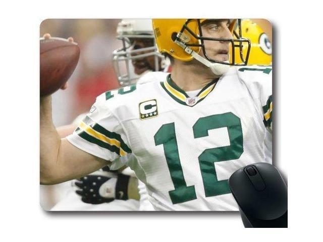 dae149e97820e Sports NFL Football Green Bay Packers Aaron Rodgers Mousepad ...