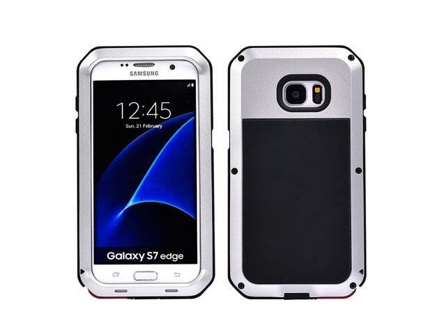 wholesale dealer 086fb 3f661 For Samsung Galaxy S7 edge case Luxury doom armor Dirt Shock Metal phone  cases For Samsung Galaxy S7 edge case(silver) - Newegg.ca
