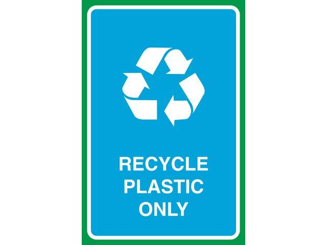Recycle Plastic Only Print Recycle Symbol Picture Public Trash