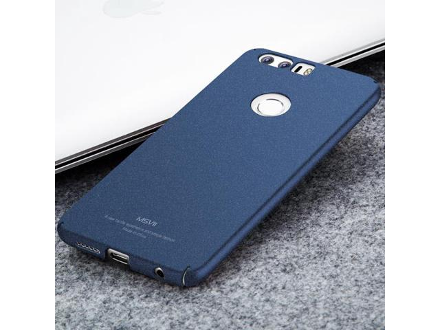 best sneakers 24c6c ddbe8 Luxury Silm MSVII Brand Huawei Honor 8 Case Silicone Scrub Hard Matte Back  Cover For Fundas Huawei Honor 8 Cell Phone Cases (frosted blue) - ...