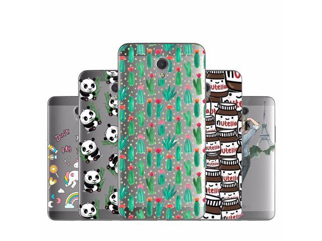 Cool Design Phone Cases For Zte Blade V7 Zte V7 Soft Silicone