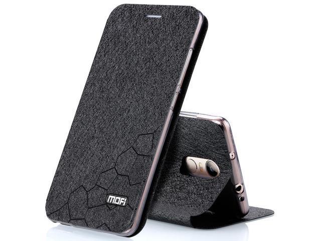 Mofi phone case For Xiaomi Redmi Note 4/note4x flip luxury stand leather back cover for xiaomi redmi note 4/note 4x