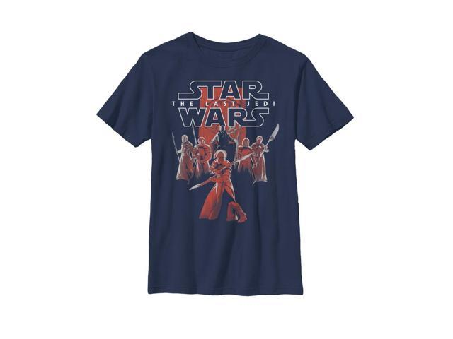 c1725737ded2 Star Wars The Last Jedi Supreme Leader Snoke Boys Graphic T Shirt ...