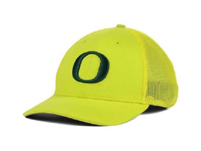 huge discount ef607 ec0ae Oregon Ducks NCAA Nike Legacy Dri-Fit Swoosh Flex Fitted Hat