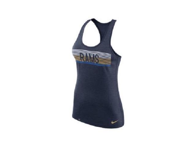 94f742a5 Los Angeles Rams NFL Nike Women's Dri-Fit Touch Tank Top - Newegg.com