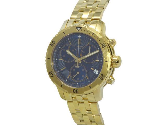 a5df06331 TISSOT PRS 200 Chronograph Men's Watch T0674173304101 ...