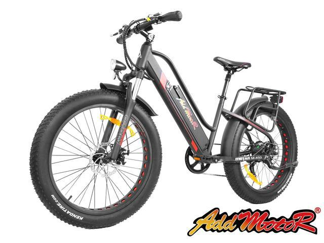 Electric Commuter Bike >> Addmotor Motan Electric Bike 26 Inch Fat Tire Women Electric