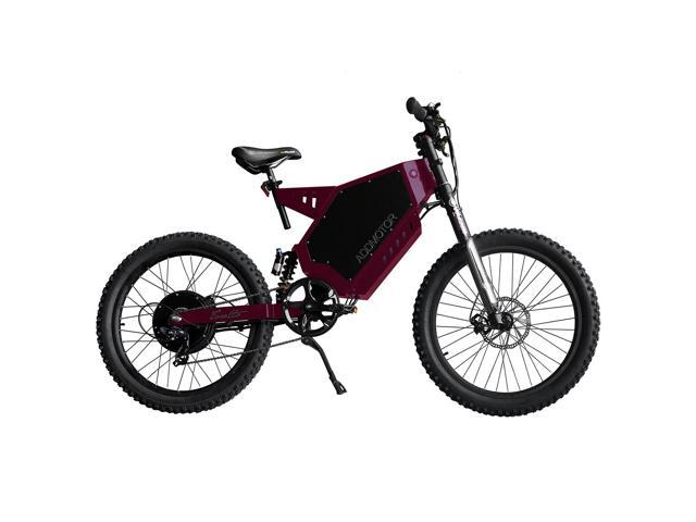 ce6fa5787dbf Addmotor TORETTO Electric Mountain Bicycle Bike 3000W 60V 29AH 26 inch Fat  Tire Powerful Mountain Bike Red T-3000 E-bike
