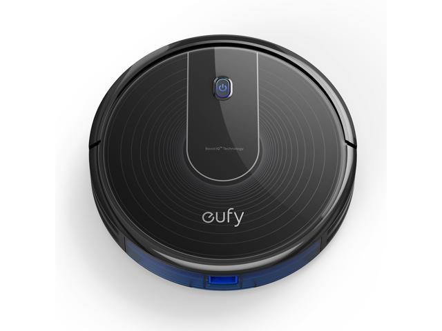 Refurbished: eufy by Anker, BoostIQ RoboVac 11S Plus, Upgraded, Super-Thin, 1500Pa Strong Suction, Quiet, Self-Charging ...