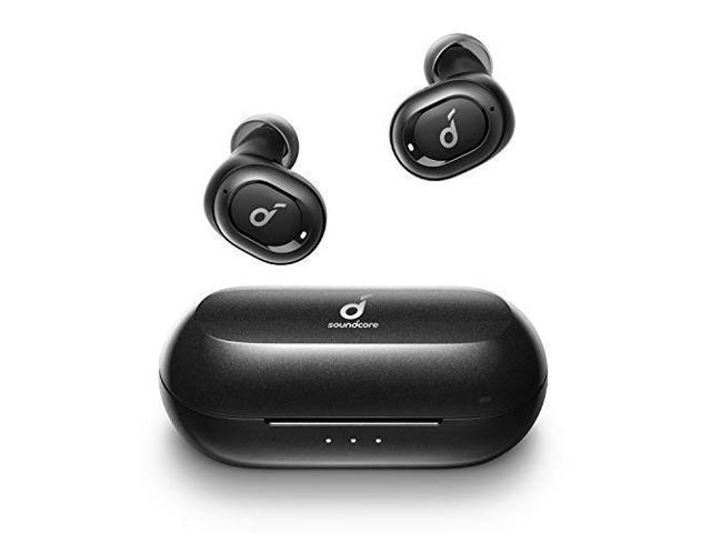 2019 Upgraded, Anker Soundcore Liberty Neo True Wireless Earbuds, Pumping Bass, IPX7 Waterproof, Secure Fit, Bluetooth 5 ...
