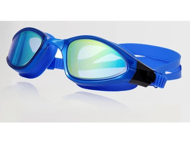 a515230f03 Gafas de natación para adultos GRiLong, Jieyuteks alta calidad velocidad  claro anti-nieblas UV sin fuga ...