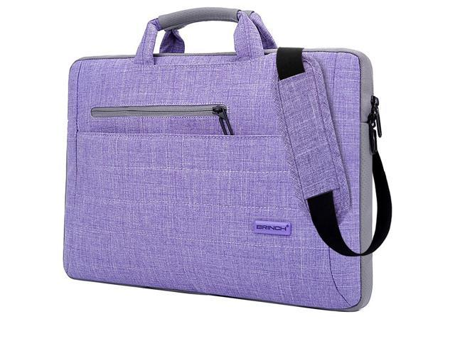 63e478ad84a2 BRINCH 15.6-Inch Multi-functional Suit Fabric Portable Laptop Sleeve Case  Bag for Laptop, Tablet, Macbook, Notebook - Grey - Newegg.ca