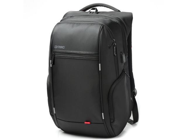 ba02cc3b1f7d DOBG 17.3 Inch Laptop Backpack with USB Port