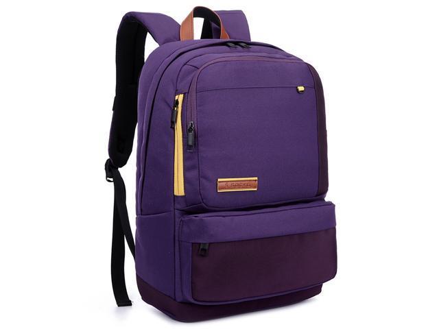 8c39c43acc98 SOCKO Stylish Slim Water Resistant Business Laptop Backpack College Student School  Bag Bookbag Casual Daypack Travel