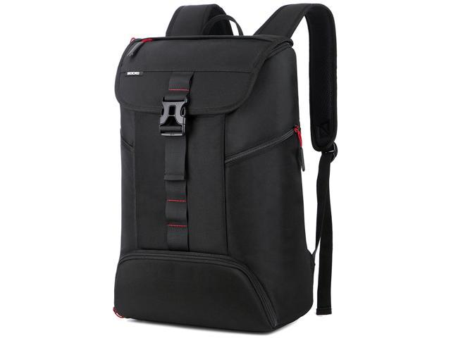 """Nylon Laptop Backpack w//Security Fast Pass Fits up to 17/"""" Laptops K7102-55"""