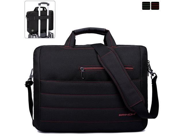 a11e71ddcd9 BRINCH 15.6 inch Laptop Bag, Travel Briefcase Large Shoulder Bag , Business  Messenger Bag with