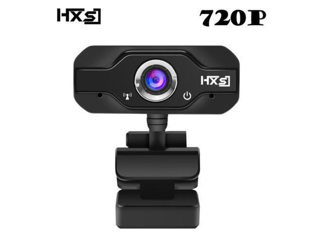 New HD 12MP Webcam Web Camera Built-in Mic USB LED For Laptop PC Mac Windows 10