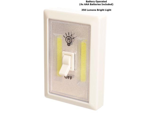 Super Bright Switch-Battery Operated LED Night lights,LED Cordless Light  Switch,Tap Light,Touch,Night,Utility,Wall Wireless Mount Under