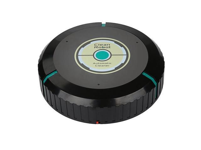 Smart Automatic Robotic Dust Vacuum Robot Floor Cleaner Helper Machine  Sweeping Intelligent Mop Sweeper Home Cleaning Tool Black - Newegg com