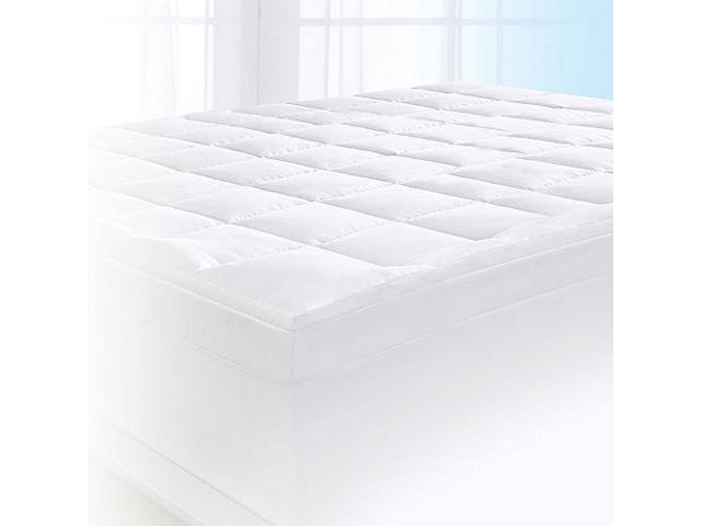 Serta 4 Pillow Top Memory Foam Mattress Topper Pillow Ideas