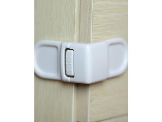 Child Safety Straps Locks Baby Kids Drawer Cupboard Cabinet Wardrobe Door Refrigerator Lock Buckle