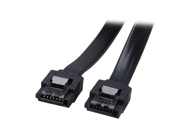 """SATA Cable Cables III Benfei 12 Pack 6Gbps Straight HDD SDD Data With Locking /"""""""