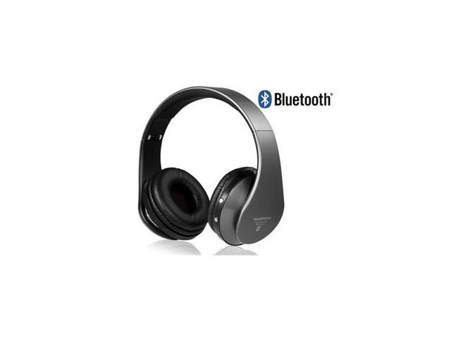 8e89bef33be EB203 HiFi Wireless Stereo Bluetooth V3.0 EDR Headphone Headset with Mic  Support TF Card